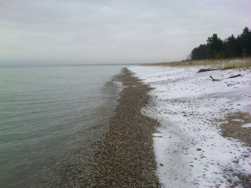 12-30-11 - Lake Michigan