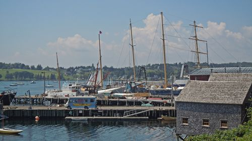 Lunenburg Harbor, NS - 1