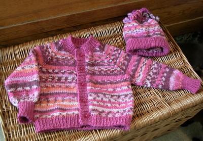 Faux Brioche Beret Knitting Pattern | Red Heart